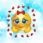 Adult Emoji - Sexy love flirty romantic icon keyboard