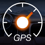 Speedometer GPS: HUD, Car Speed Tracker, Mph Meter
