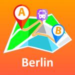 Berlin offline map & nav