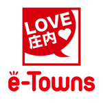 LOVE庄内!e-Townsアプリ