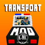 TRANSPORT MODS for MINECRAFT Pc EDITION