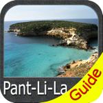 Pantelleria-Linosa-Lampedusa - GPS maps Navigator