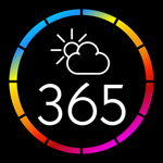 Weather 365 days - Vacation trip and wedding travel time planner