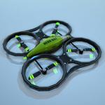 RC ドローン フライトシミュレーター 3D