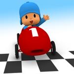 Pocoyo Racing: Car Chase Race