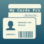 プロのカード - 財布