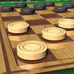 Easy Checkers